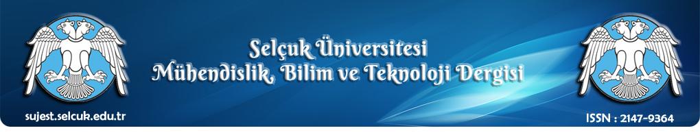 Selçuk Üniversitesi Mühendislik, Bilim ve Teknoloji Dergisi (SUJEST)
